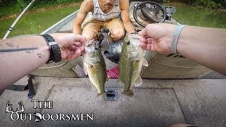 IS IT ENOUGH TO WIN THE TOURNAMENT!? | USA BASSIN Tournament On The Ohio River - The Outdoorsmen