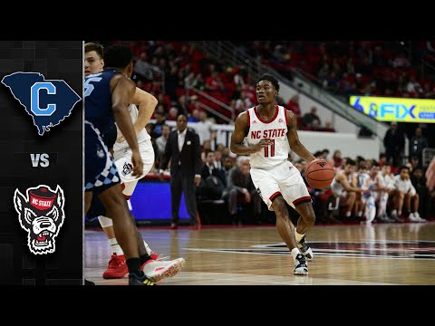 the-citadel-vs.-nc-state-men's-basketball-highlights-(2019-20)