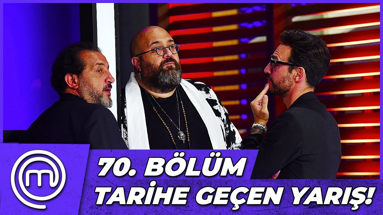 MasterChef Türkiye 70. Bölüm Özeti | TARİHE GEÇEN OLAY!