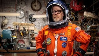 Adam Savage's NASA ACES Spacesuit Replica!