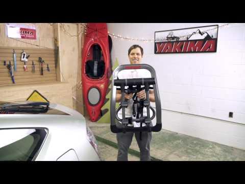 ||MyRack|| YAKIMA HALFBACK 2台式 腳踏車攜車架 自行車架 背後架 拖車架 單車架