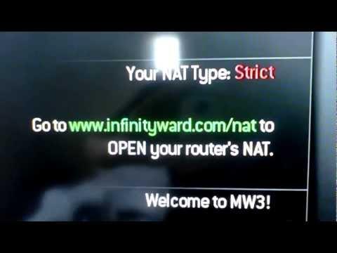 infinityward.com/nat mw3