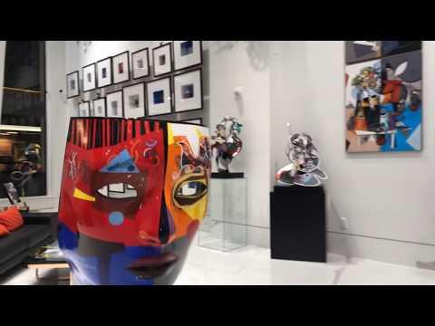 Virtual Tour at Eden Fine Art Gallery New York Madison Avenue Location