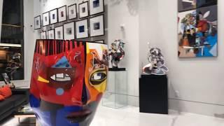 Virtual Tour at Eden Fine Art Gallery New York Madison Avenue Location