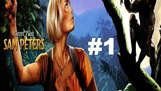 Secret Files Sam Peters Gameplay Walkthrough Part 1