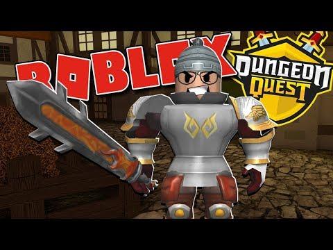 CAÇADOR DE AVENTURAS l Dungeon Quest Roblox