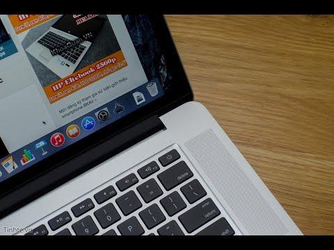 Tinhte.vn - Trên tay MacBook Pro Retina 15\