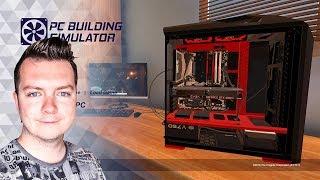 WYJECHAŁEM ZA GRANICĘ NAPRAWIAĆ KOMPUTERY! PC Building Simulator
