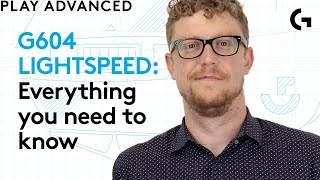 G604 LIGHTSPEED explained! Play Advanced with Andrew Coonrad