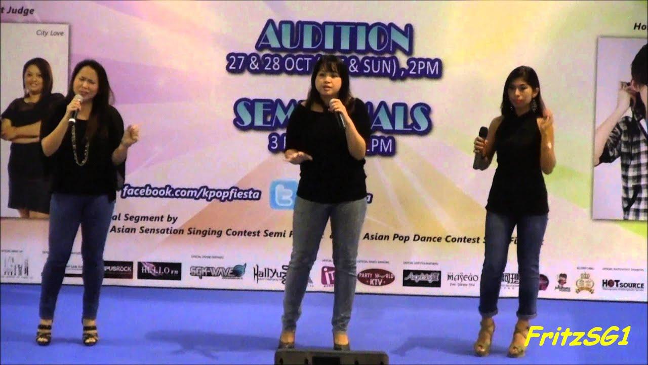 Asian pop divas