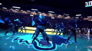 Timberwolves Dancers - MAKE IT SHAKE - 4/1/17
