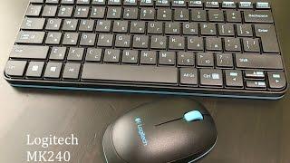 # 7: обзор беспроводного комплекта Logitech MK240: клавиатура и мышь