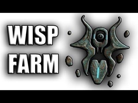 Fastest Cetus Wisp Farming! - Warframe Guide