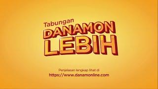 """TVC Danamon Lebih 2015 (15"""" HD) - Tabungan dengan Bebas Biaya Admin dan Banyak Kelebihan Lainnya!"""