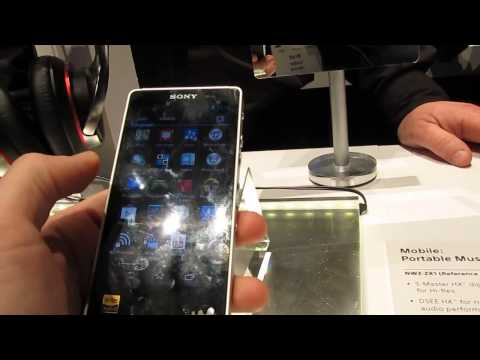 Sony Walkman NW-ZX1 192KHz Audio Player With Android