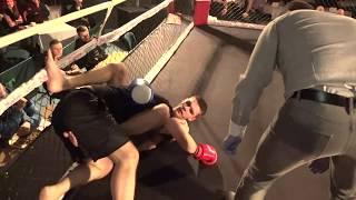 MMA YouTuberów: SAJU vs SLEEPEK - WALKA