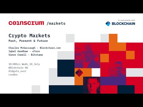 Coinscrum_markets:: Panel Discussion :: Crypto Markets – Past, Present & Future