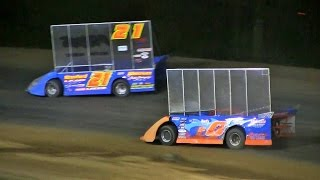 Crystal Motor Speedway Winged Outlaw Late Model Feature