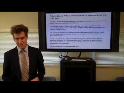 Mark Kramer on Cold War myths