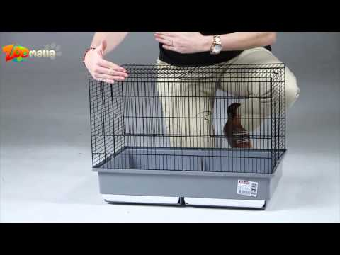 fabrication cage chardonneret en bois funnydog tv. Black Bedroom Furniture Sets. Home Design Ideas