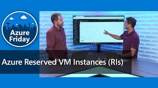 Azure Reserved VM Instances (RIs)   Azure Friday
