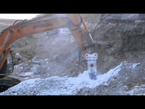 ERKAT ER1500-3X SALT MINING