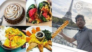 International Travel as a Vegan: Dublin, Paris, and Greece