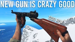 Battlefield 5 New Gun is crazy good!