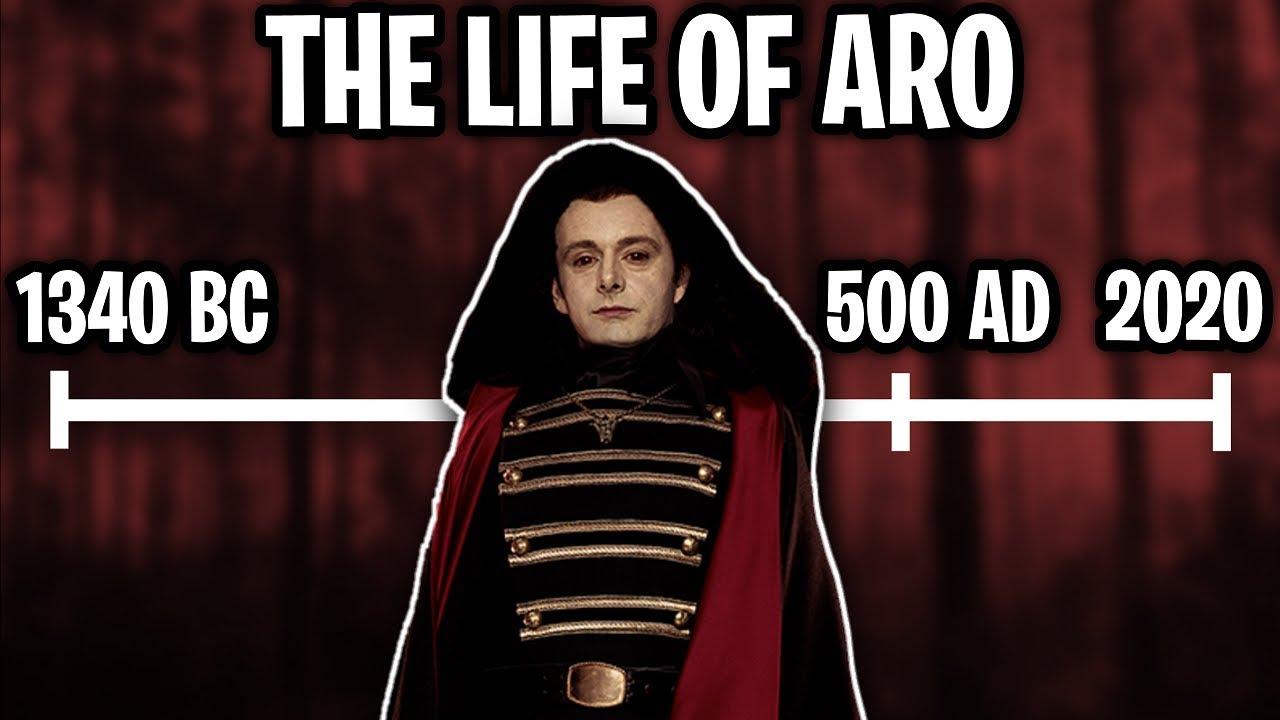 Download The Life Of Aro (Twilight)