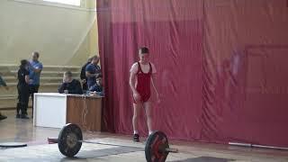 Ксенофонтов Матвей, 14 лет,с в  46 Толчок 67 кг 3 подход Есть личный рекорд!
