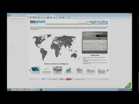 IMRSmart: Global e-Commerce Intelligence