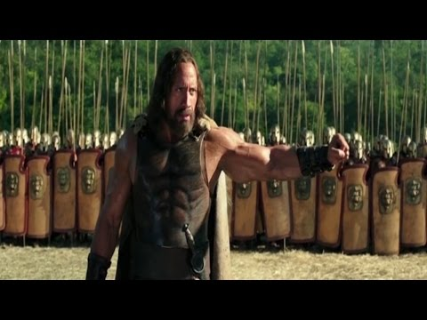 Hercules fight scene HD