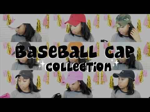 Baseball Cap Collection 2017!