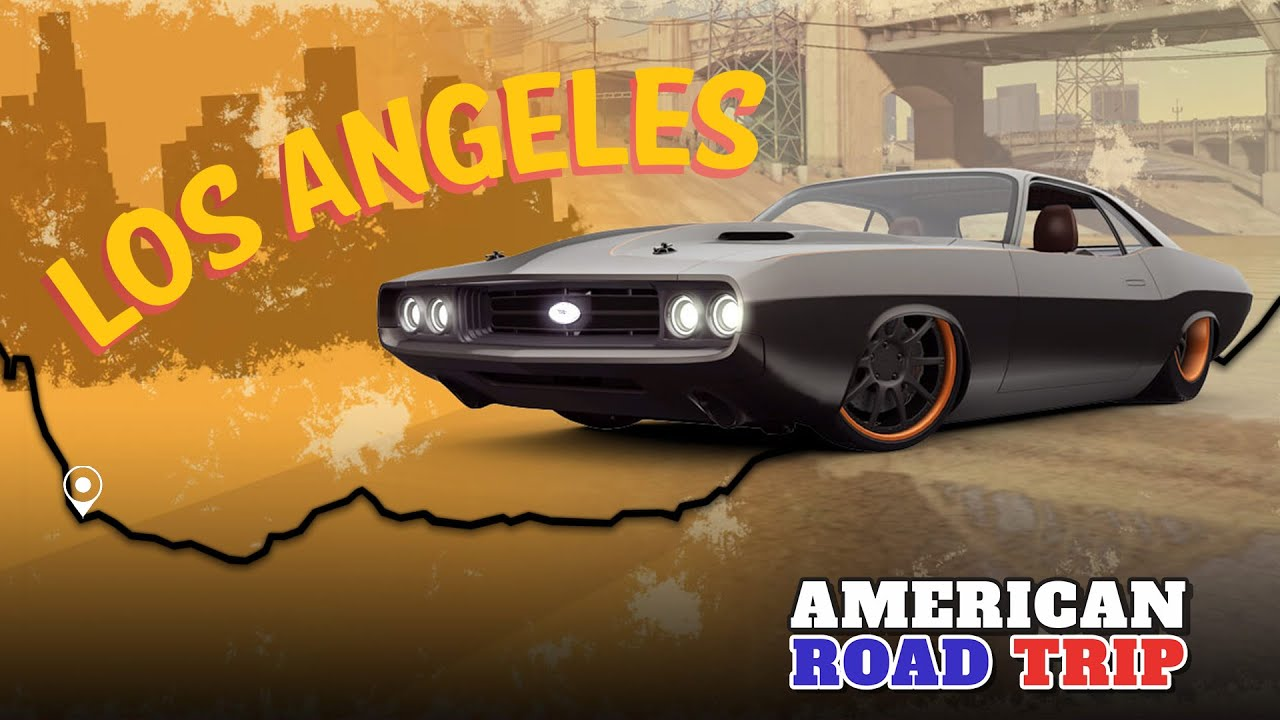 CSR Racing 2 | American Roadtrip: Los Angeles! Why I Will NOT Finish The Event! + All Lock-In Finale