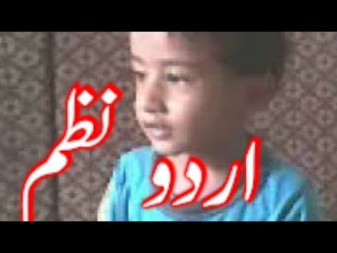 Chay key dawat- Urdu poetry by my son