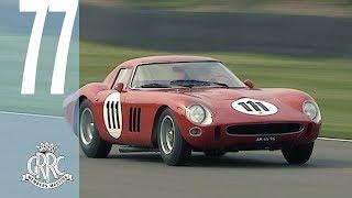 Stunning Ferrari 250 GTO/64 rips around Goodwood