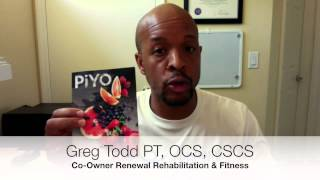 PiYo Results and Review from a Physical Therapist