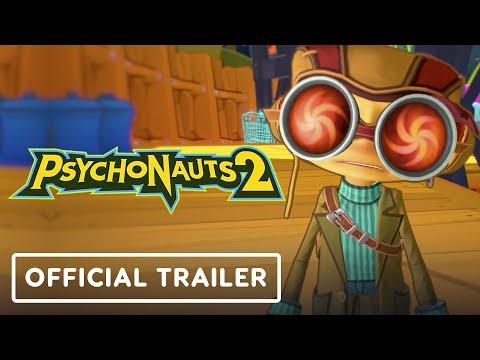Разработчики Psychonauts 2 объявили, что игра близка к завершению