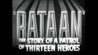 Bataan (1943) Trailer