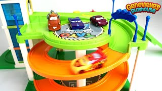 Best Learning Videos for Kids - Disney Toy Cars Color Changers Ligh...