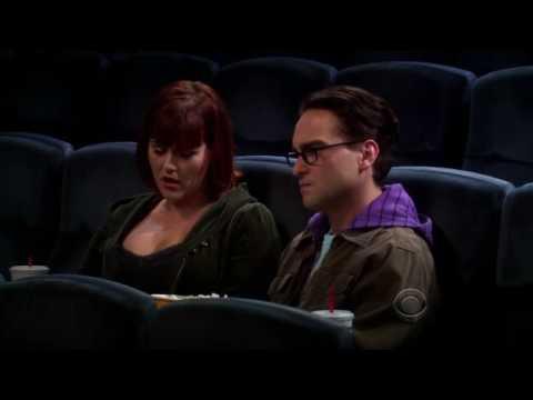 The Big Bang Theory - Sheldon at the Movie Theater