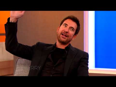 Do Dylan McDermott's Daughters Think He's Cool?