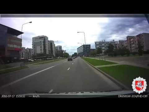 Insane Lithuanian Police Car Chases