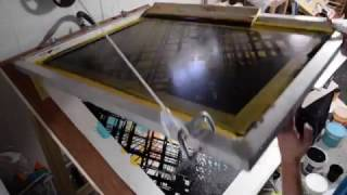 IDS Keyline - Large Format Screen Printing - Dogfish Media