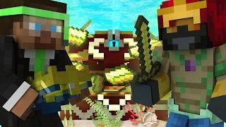 Dansk Minecraft - Egg Wars: BRUG DIT HELD!? #056