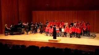 Escola de Música del Palau- Cantata Barreja barrejada