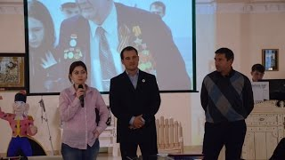 Презентация блог тура к 70-летию Победы