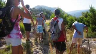 escursione monte saraceno, s,music.wmv