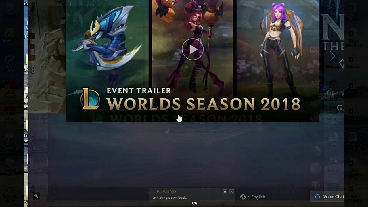 🔥 League of Legends (Attempting to reconnect problem) Solved