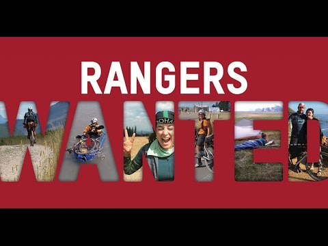 Ever want to be a bike ranger? Blackburn says now's your chance!